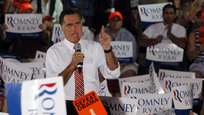 Romney on '47 percent': I was 'completely wrong'
