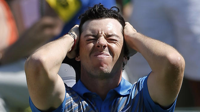 Casey surges, McIlroy tumbles at the Memorial