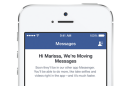Facebook urges users to download Messenger before chat disappears from mobile app