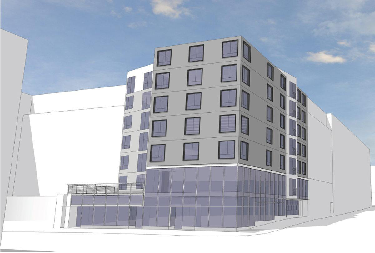 Renderings Revealed: Two Capitol Hill Apartment Buildings Up For Review