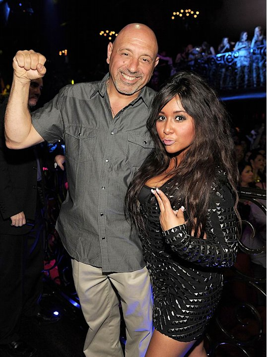 Snooki Dad Vegas