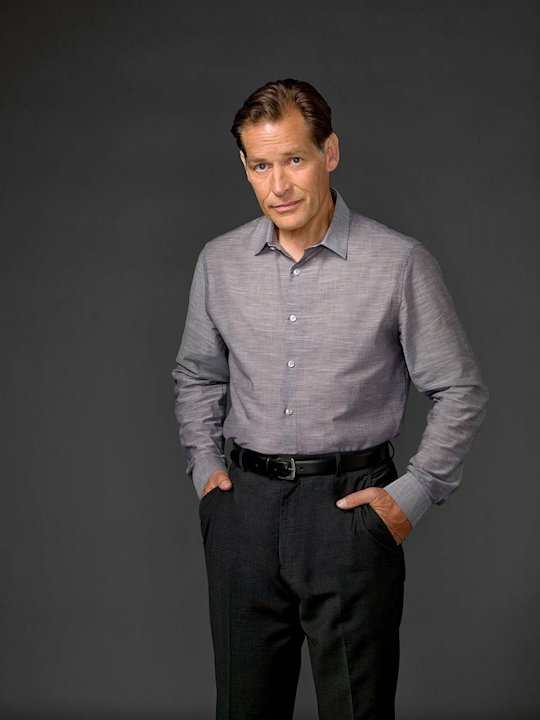 "James Remar as Harry Morgan in ""Dexter."""
