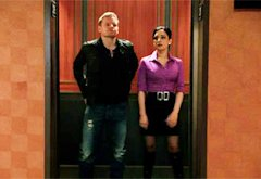 Marc Warren and Archie Panjabi  | Photo Credits: CBS
