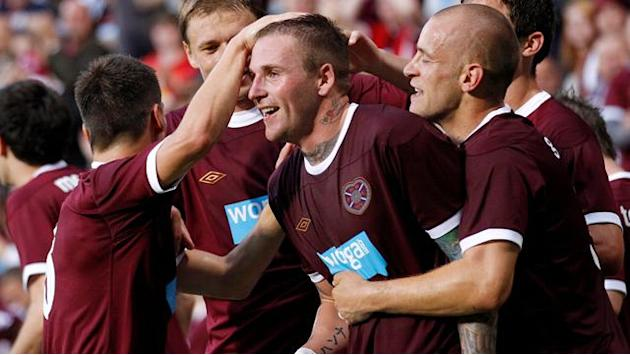 Scottish Football - Hearts oust Dundee United on penalties