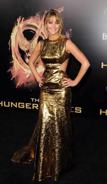 "Premiere Of Lionsgate's ""The Hunger Games"" - Arrivals"