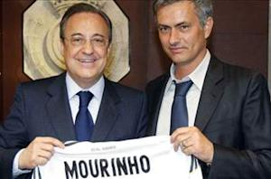 Perez: I have complete confidence in Mourinho and he has my full support