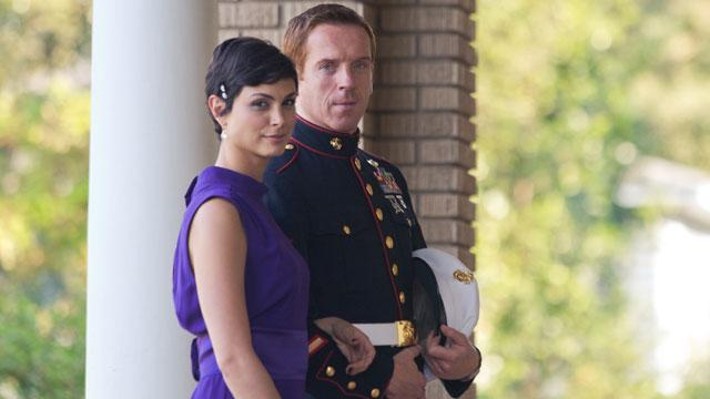 Emmy Hopeful: Morena Baccarin - 'Homeland'