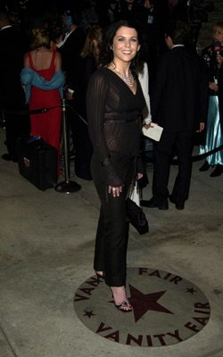 Lauren Graham Vanity Fair Party Hollywood, CA 3/24/2002