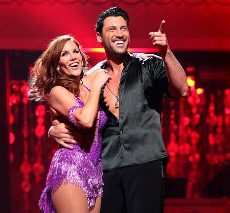Melissa Gilbert Suffers Head Injury During Dancing With the Stars