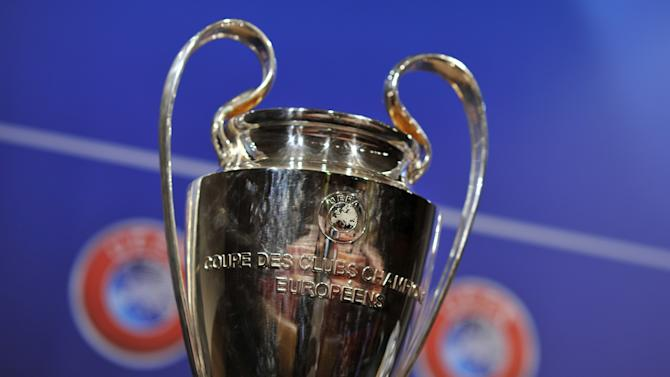 Uefa Champions League Group Stage Draw As it Happened