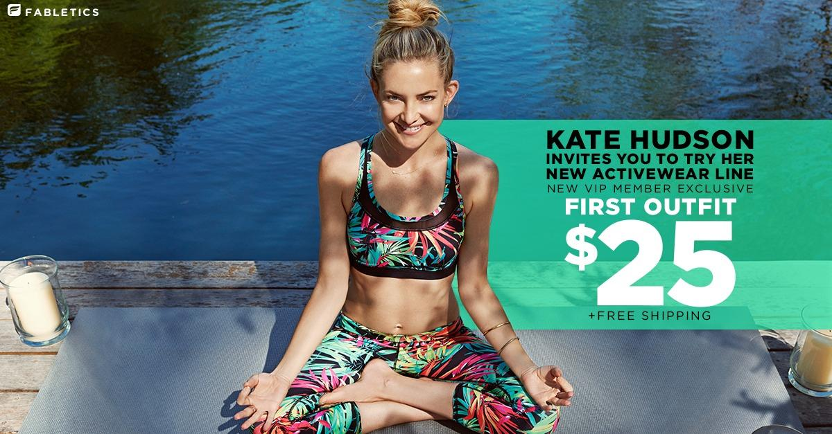 Fabletics™ by Kate Hudson