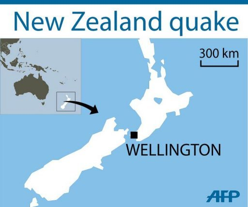 New Zealand suffers frequent seismic activity