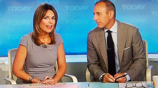 Savannah Guthrie Co-Hosts 'Today' Show With Matt Lauer – Officially Replacing Ann Curry?