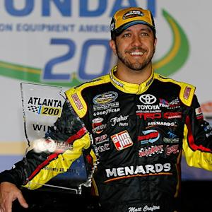 Matt Crafton: 'It was a blast'