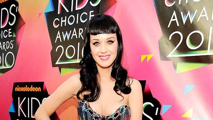 Perry Katy Kids Choice Awards