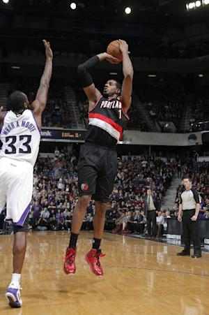 Aldridge, Matthews lead Trail Blazers past Kings