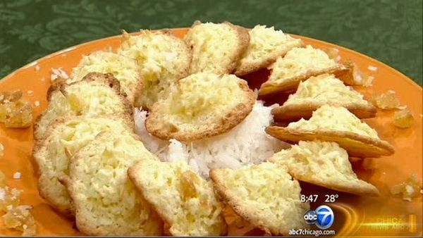 Let's Dish: Coconut Macaroons