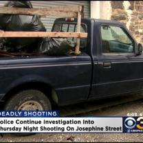 Police Investigate Deadly Shooting In Frankford