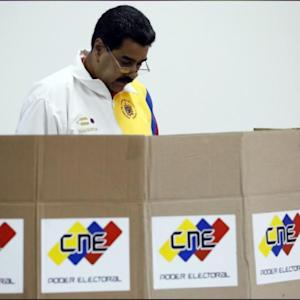 Local Elections In Venezuela Test President Maduro's Strength