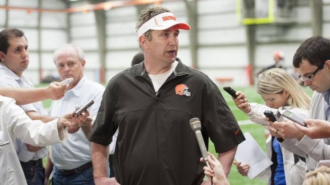 Cleveland Browns Rookie Camp