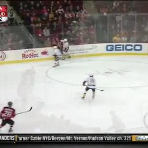 Predators at Devils / Game Highlights