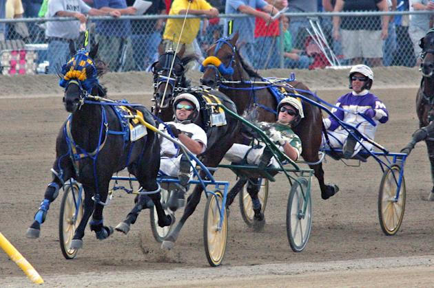 Little Brown Jug Horse Racing