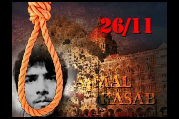 26/11 terrorist Ajmal Kasab executed