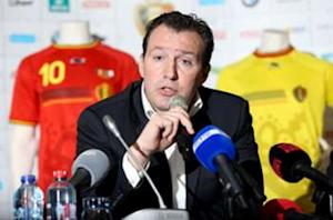 Wilmots pledges future to Belgium with four year extension