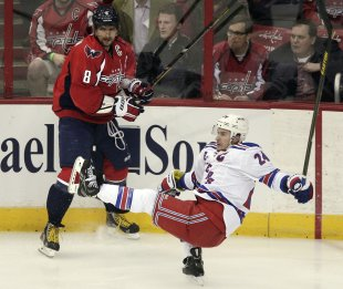 Capitals Impressive, Entertaining In High-speed Skill Show In Game 1 Win Over Rangers