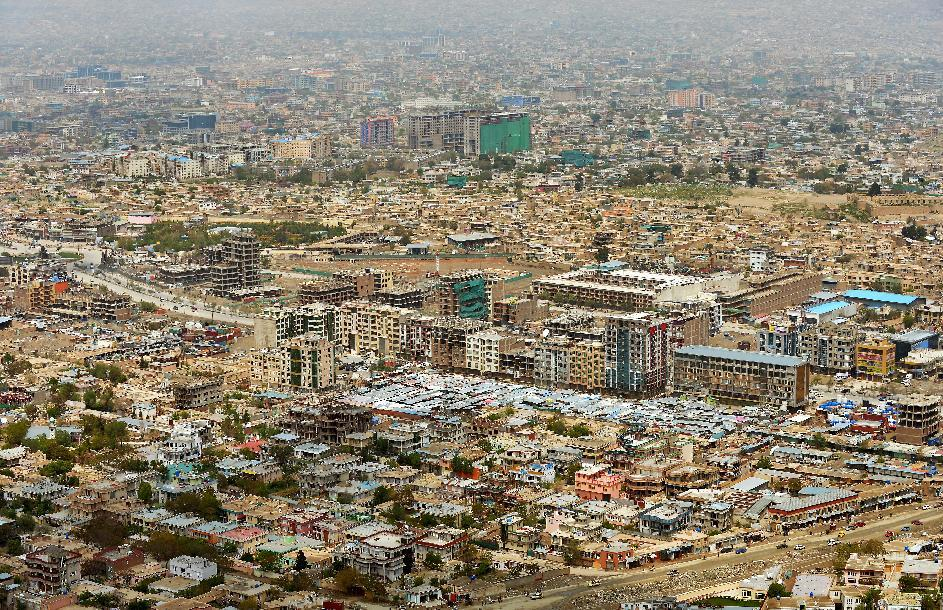 Three US contractors killed in Kabul 'insider attack'
