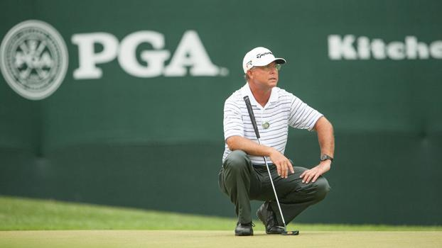 Skinner leads PGA contingent with first-day 67