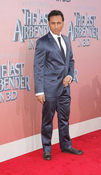 The Last Airbender NY Premiere 2010 Aasif Mandvi