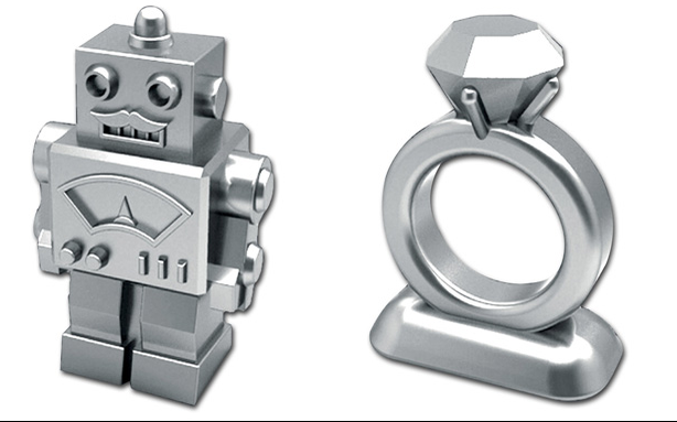 Which Monopoly Piece Will Get Voted Off the Board?