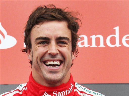 Alonso looking to stay on F1 winning streak