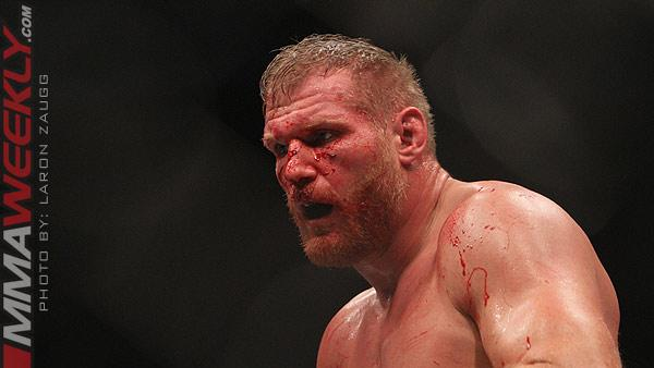 UFC 168 Fight Card Grows with Addition of Josh Barnett vs. Travis Browne