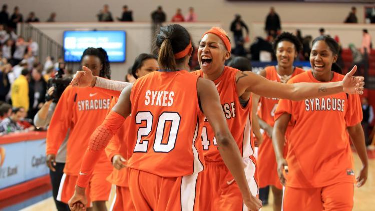 NCAA Womens Basketball: Syracuse at St. John's