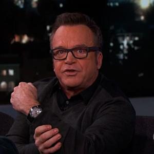 Tom Arnold On How He Stole Arnold Schwarzenegger's Watch