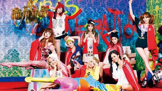 SNSD Says It Demanded a No-Heel Performance for ′I Got a Boy′