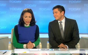 Ann Curry Unamused By Sacha Baron Cohen; How Oscars Are Made