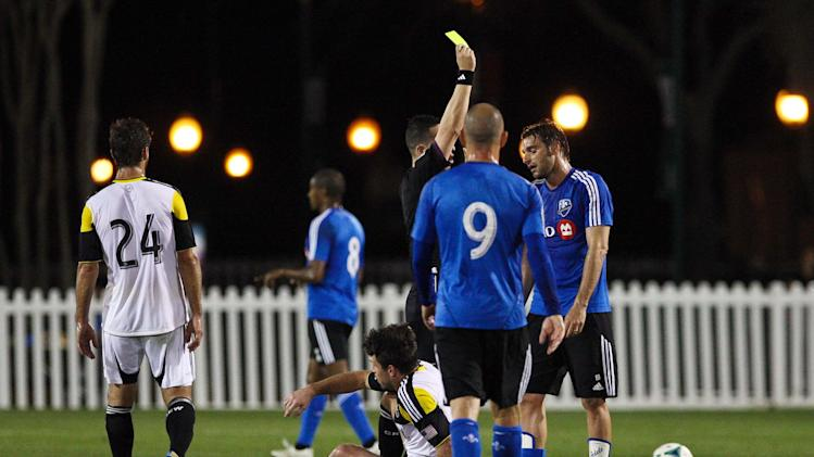 MLS: Preseason-Columbus Crew vs Montreal Impact