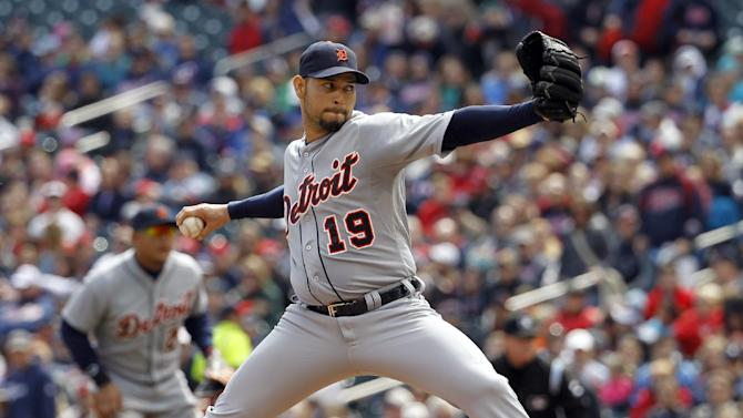 Tigers RHP Sanchez on DL with blister problem
