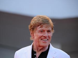 """US actor Robert Redford is to play news anchor Dan Rather in """"Truth."""""""