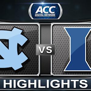 North Carolina vs Duke | 2014 ACC Women's Basketball Tournament Highlights