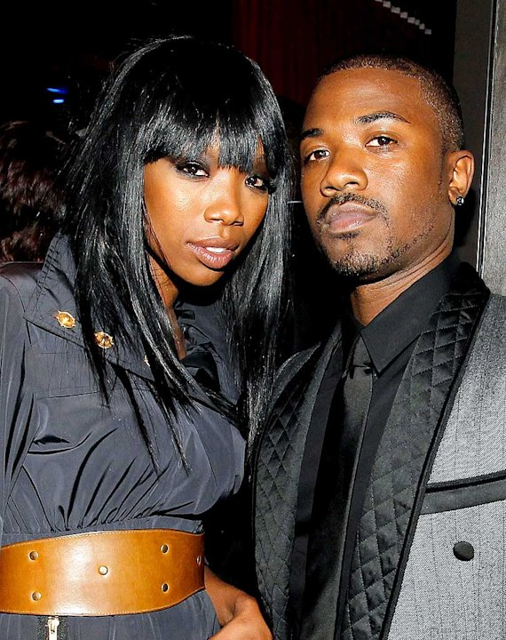 Brandy RayJ Timbaland Prty