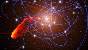 Ultrafast Stars Discovered Racing Through Milky Way