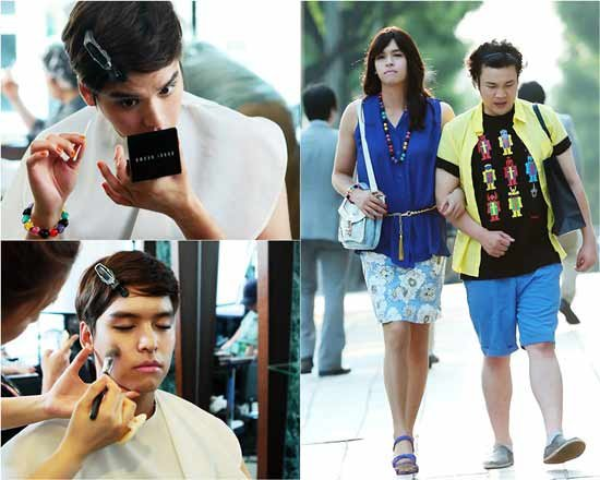 Lee Jang Woo Goes Drag for I Do I Do