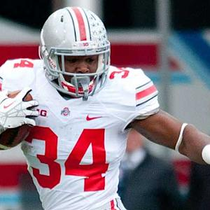Carlos Hyde key for Ohio State to win Big Ten title