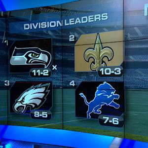 How has the NFC playoff picture changed?