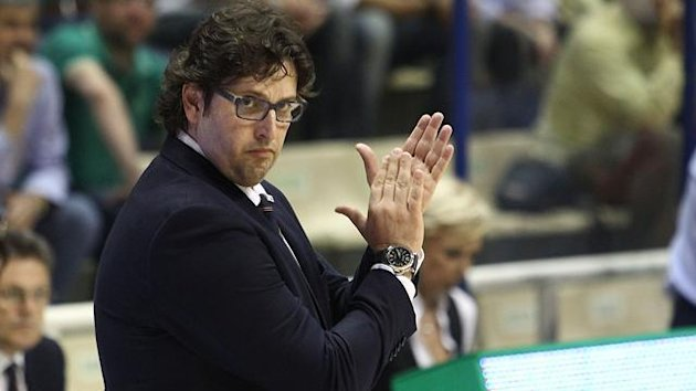 2010-11 Serie A Bennet Cant Andrea Trinchieri Ap/LaPresse