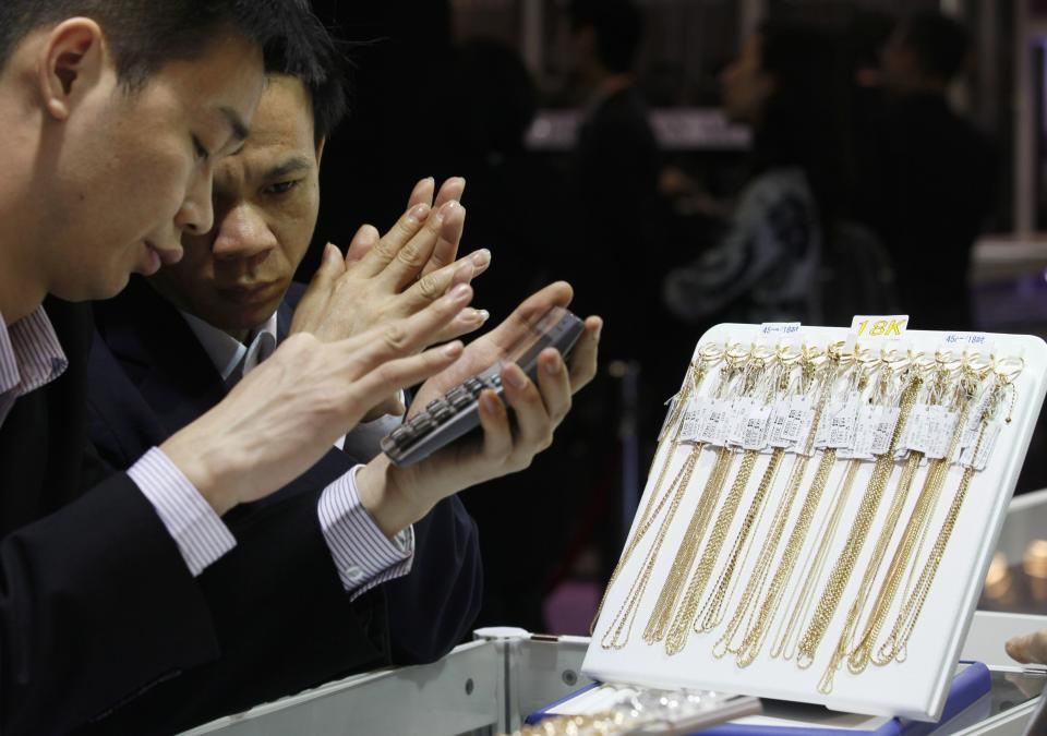 Summary Box: China likely No. 1 gold market in '12